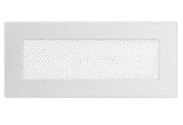 Решетка для камина Kratki 11х24 белая