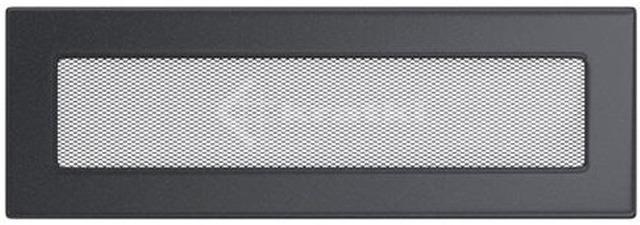 Решетка для камина Kratki 11х32 графитовая