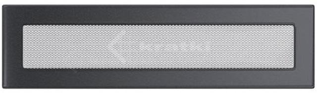 Решетка для камина Kratki 11х42 графитовая
