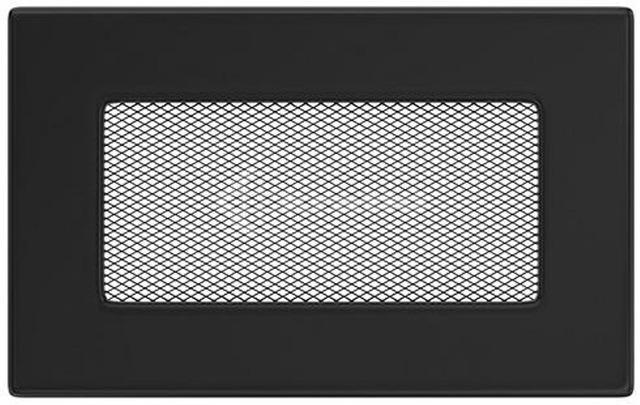 Решетка для камина Kratki 11х17 черная