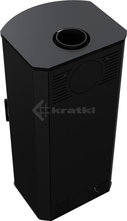 Печь Kratki Koza Titan. Фото 4