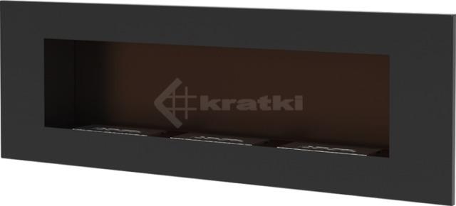 Биокамин Kratki Delta 3 TÜV. Фото 4