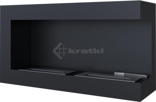 Биокамин Kratki Delta 900 правый TÜV. Фото 4
