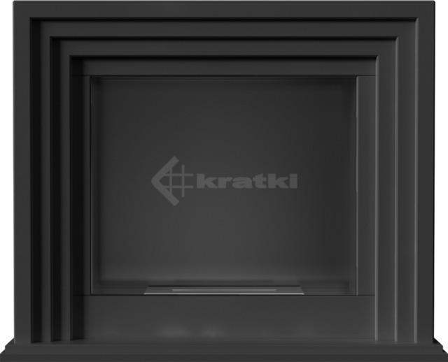 Биокамин Kratki Quaerere черный TÜV. Фото 3
