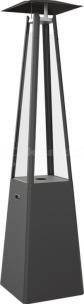 Газовий обігрівач Kratki Umbrella чорний. Фото 3