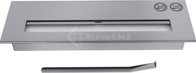 Контейнер для биокамина Kratki TÜV 0,75 л. Фото 2