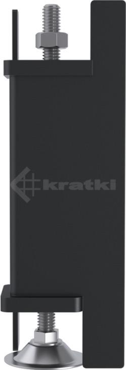 Подставка для каминной топки Kratki Zibi. Фото 3
