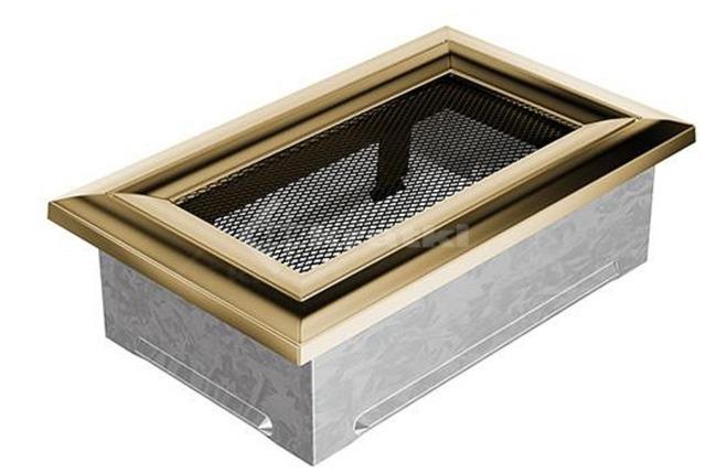 Решетка для камина Kratki Oskar 11х17. Фото 2