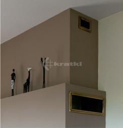 Решетка для камина Kratki Oskar 17х17. Фото 3