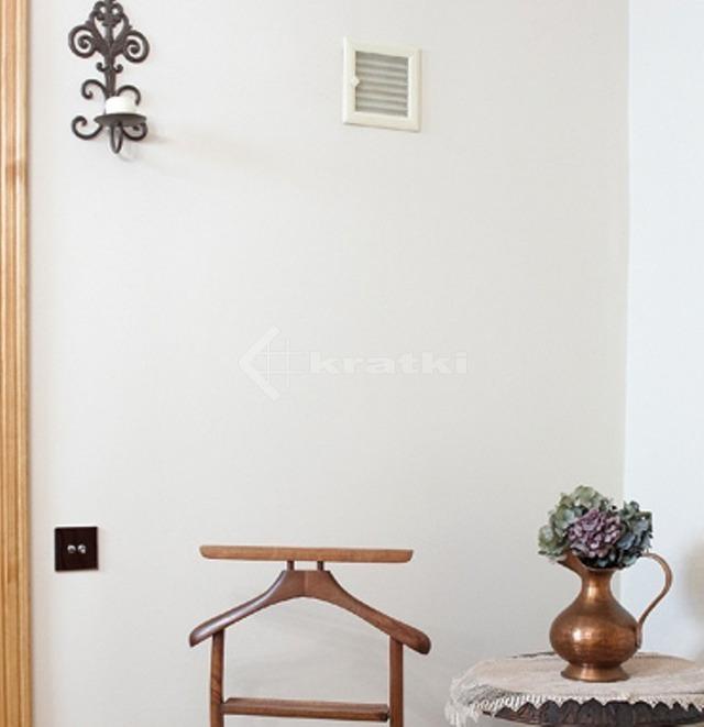 Решетка для камина Kratki Oskar 11х42 кремовая. Фото 3