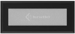 Решетка для камина Kratki Oskar 11х24 черная