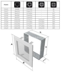 Решетка для камина Kratki 11x11 рустикальная. Фото 5