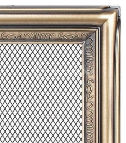 Решетка для камина Kratki 11х42 рустикальная. Фото 2