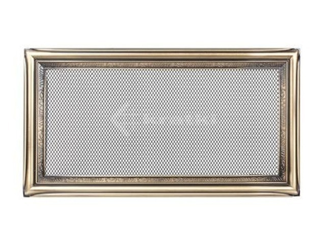 Решетка для камина Kratki 17х30 рустикальная