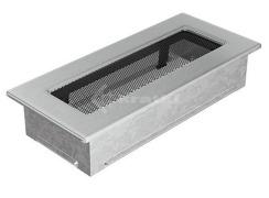 Решетка для камина Kratki 11х24 шлифованная. Фото 2