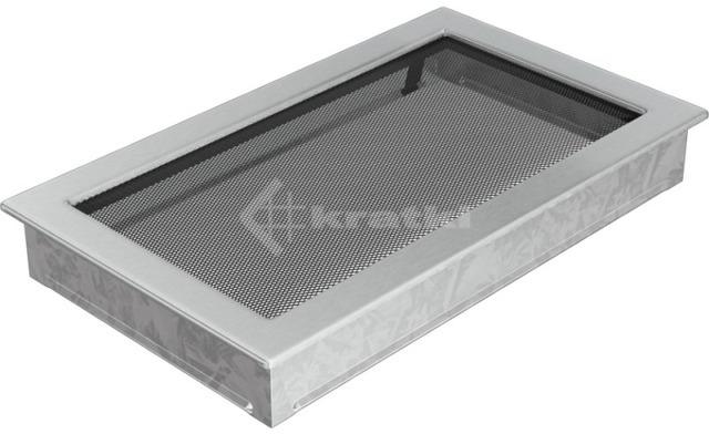 Решетка для камина Kratki 22х37 шлифованная. Фото 2