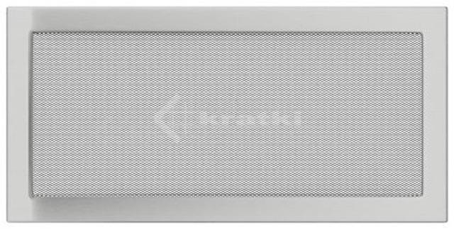 Решетка для камина Kratki 22х45 шлифованная