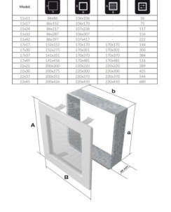 Решетка для камина Kratki 11х32 медь гальваническая. Фото 3