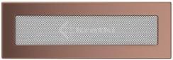 Решетка для камина Kratki 11х32 медь гальваническая