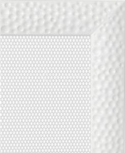 Решетка для камина Kratki Venus 11х32 белая