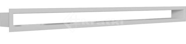 Решетка для камина Kratki Tunel 6x100 белая