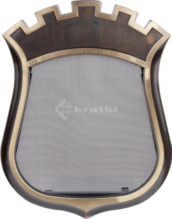 Решетка для камина Kratki Герб с короной
